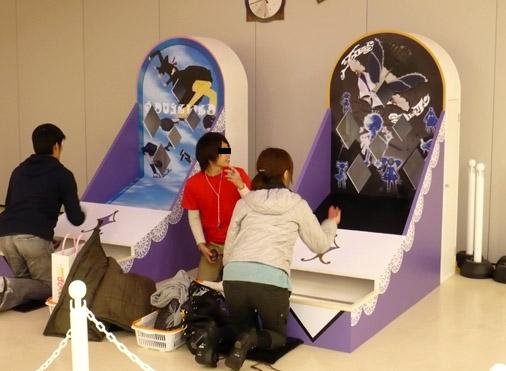 魔法少女まどか☆マギカ展 アトラクションゾーン
