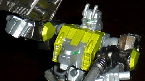 メタリックレオン ロボットモード