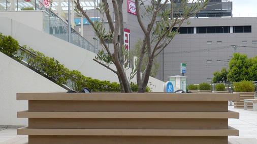 きんいろモザイク舞台訪問 津田沼編