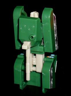 ブロウル ロボットモード