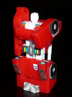 スィンドル ロボットモード