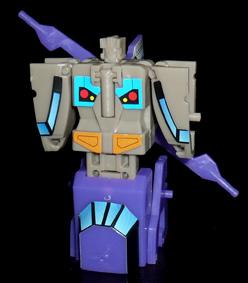 ボルター ロボットモード