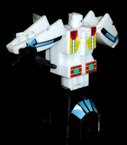 ブレストオフ ロボットモード