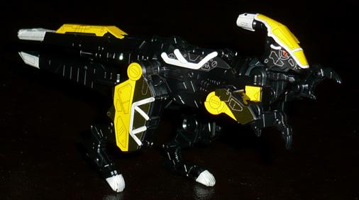 獣電竜 パラサガン(バトルモード)