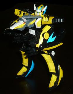 獣電巨人 プテライデンオー