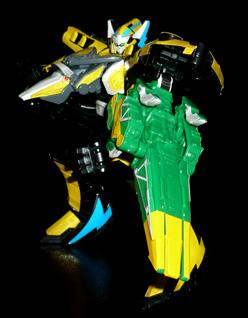 獣電巨人 プテライデンオー ザクトル