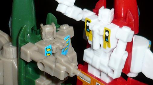 ファイアーボルト&スリング ロボットモード
