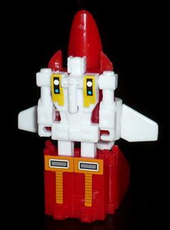 ファイアーボルト ロボットモード