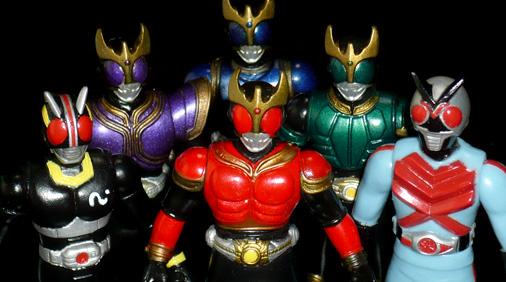 仮面ライダーヒーロー2