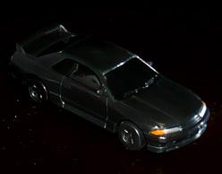 中里 毅 スカイライン GT-R BNR32