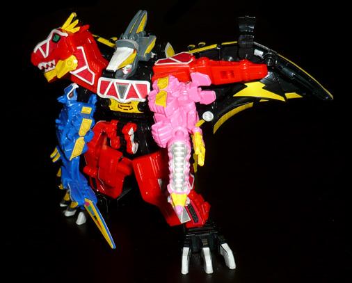 獣電巨人 ライデンキョウリュウジン