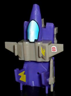 スカイダイブ ロボットモード