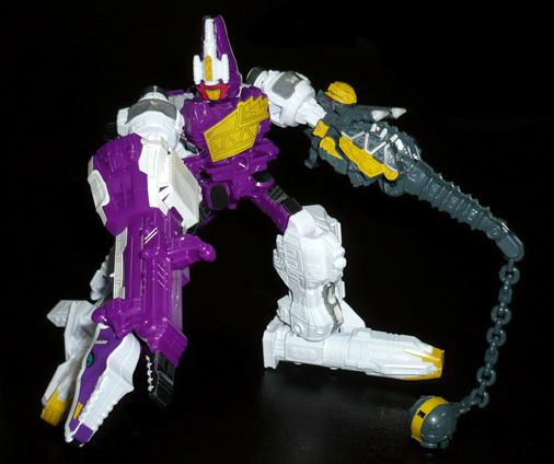 獣電巨人 プレズオー ブンパッキー