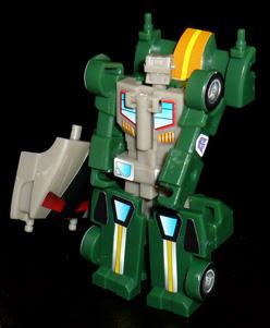 ドラッグストライプ ロボットモード