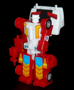 ワイルドライダー ロボットモード