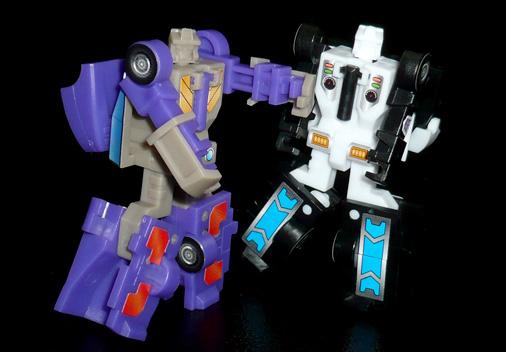 デッドエンド&ブレークダウン ロボットモード