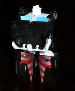 ブレークダウン ロボットモード