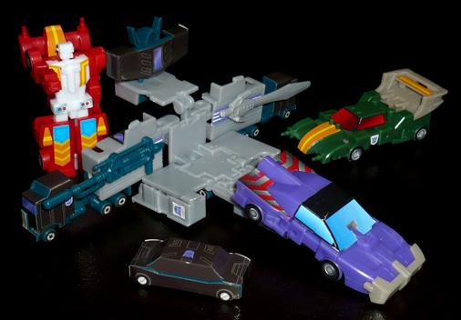 デストロン 参謀 モーターマスター 移動攻撃基地モード