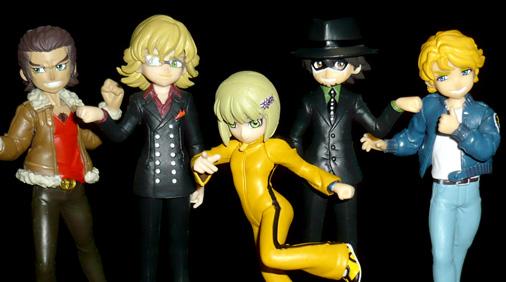 ハーフエイジキャラクターズ TIGER & BUNNY Vol,2