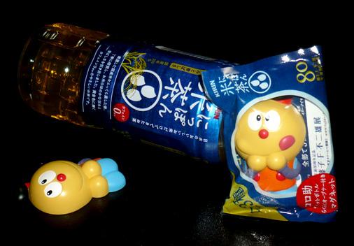 キリン米茶 コロ助 ペットボトルらくらくオープナー付きマグネット
