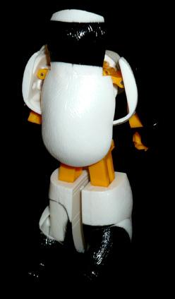 アニバトロン パンダタイプ ロボットモード