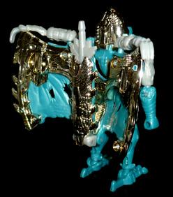 デストロンガー 森林剣士 ギルドー ロボットモード