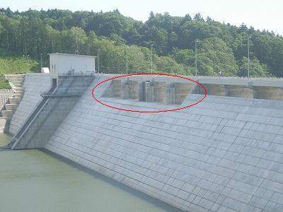 ダム干水2