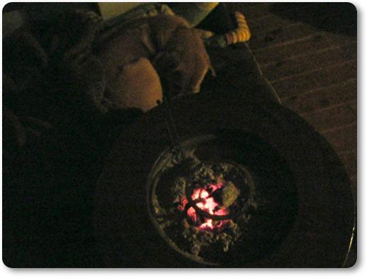 火鉢とらく