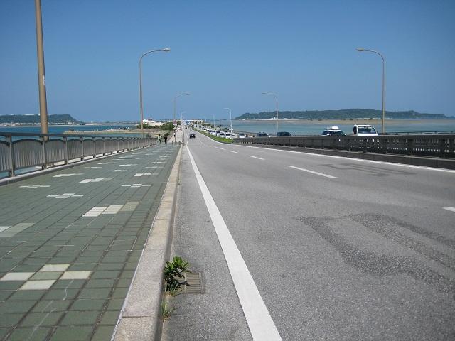 伊計島&ハリセンボン1