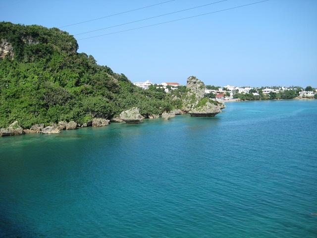 伊計島&ハリセンボン2