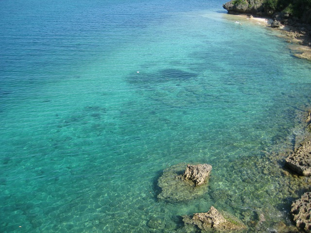 伊計島&ハリセンボン3