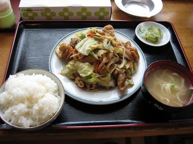 まるみつ食堂4