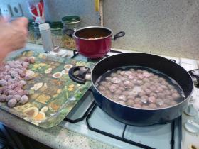 料理キョフテ2