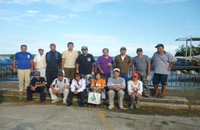 2012,8,12へら釣り夢中会
