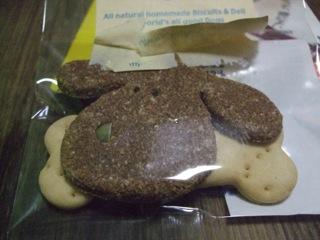 11:4クッキー