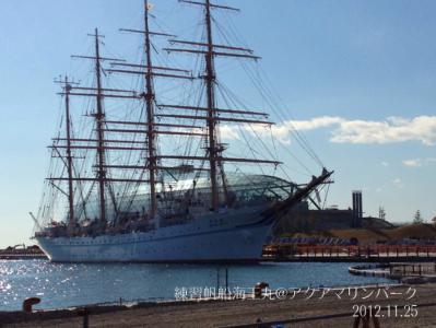 練習帆船「海王丸」2