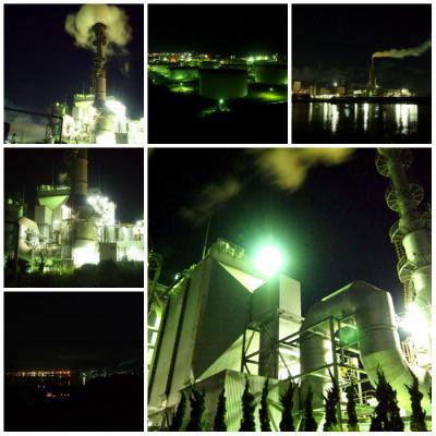 小名浜工場夜景撮影バスツアー2