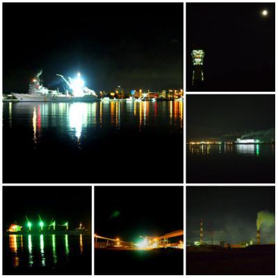小名浜工場夜景撮影バスツアー1