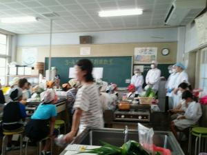 H25親子料理教室1
