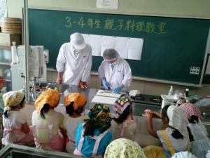 H25親子料理教室2