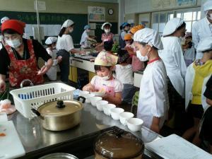 H25親子料理教室3