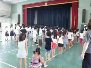 H25盆踊り練習1