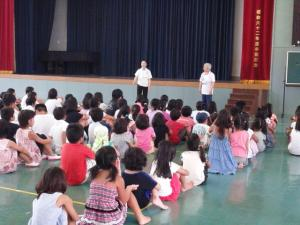 H25盆踊り練習2