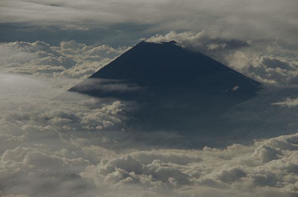 富士山(羽田→伊丹)