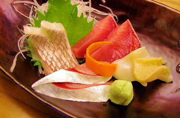輪島の地魚料理