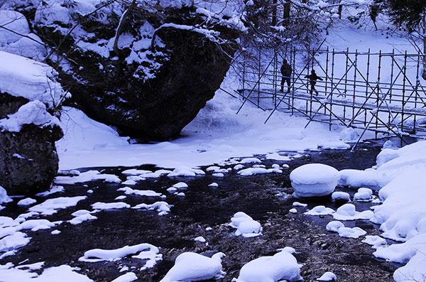 厳冬の神秘(2)