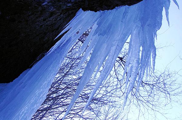 厳冬の神秘(7)
