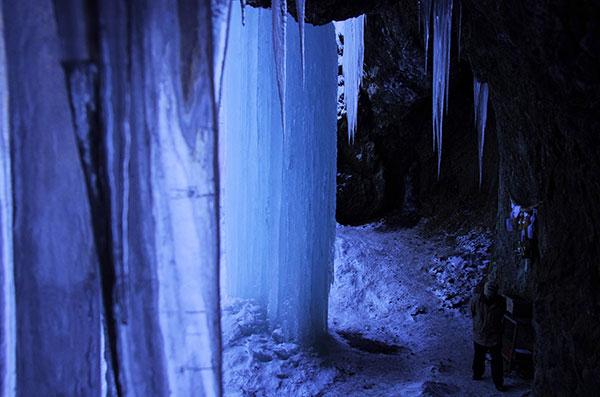 厳冬の神秘(8)