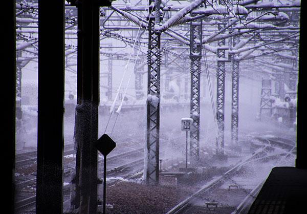越後湯沢駅構内