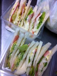 サンドイッチ__